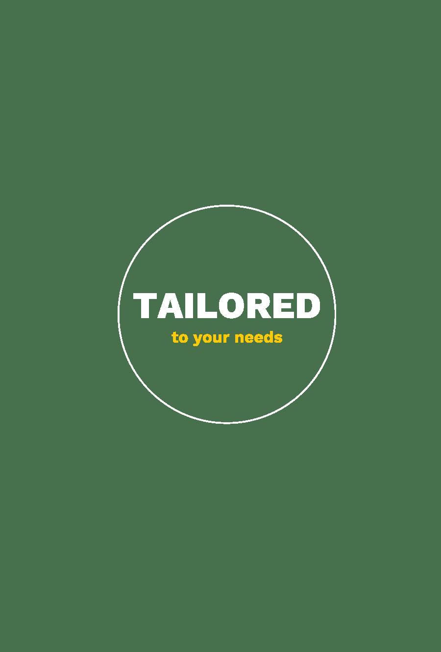 Plan 4: Tailored