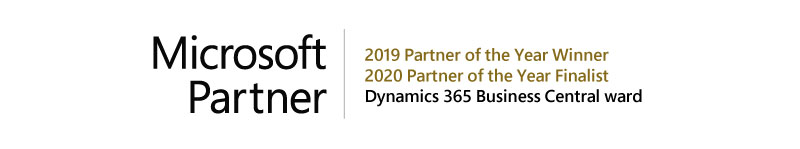 CPIT - Microsoft Global Partner of the Year - Dynamics 365 Business Central