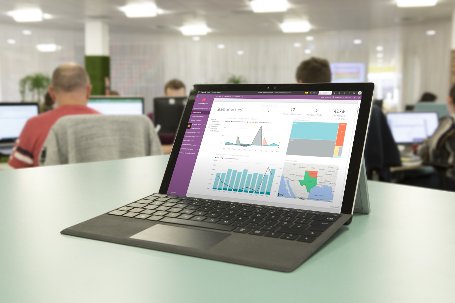 Simplify your business with Dynamics 365