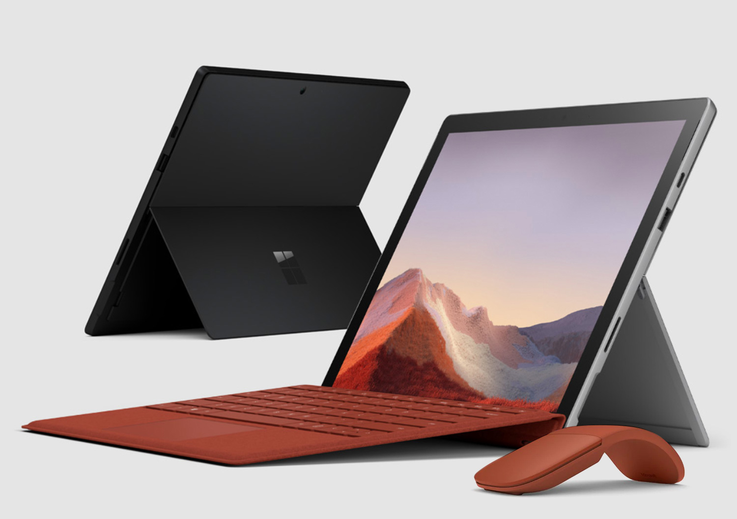 Lease Microsoft Surface 7 Pro for business from CPIT