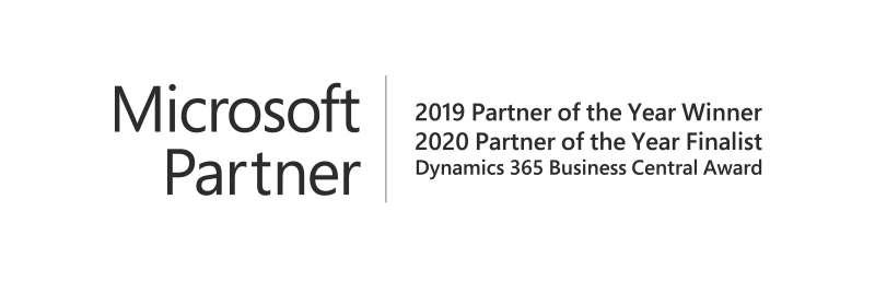 Bam Boom Cloud - Microsoft Dynamics Business Central Partner of the Year