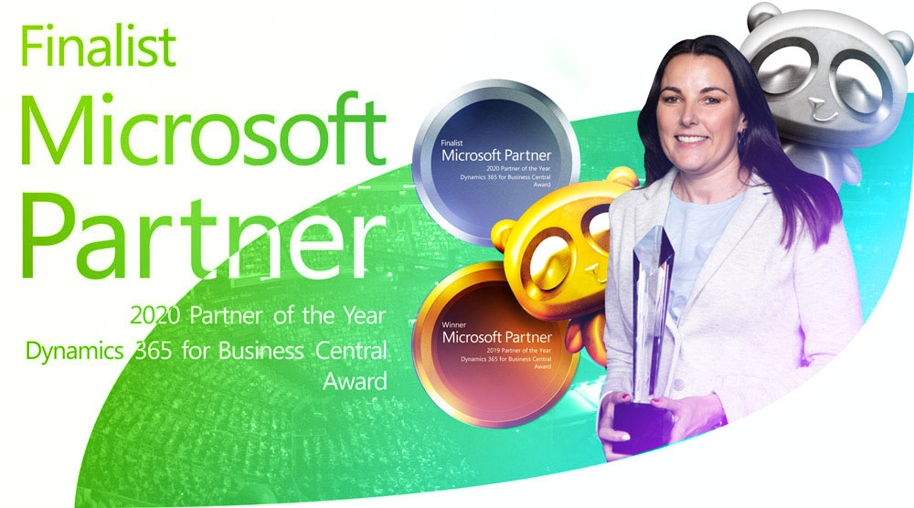 Bam Boom Cloud - Microsoft Business Central Partner of the Year