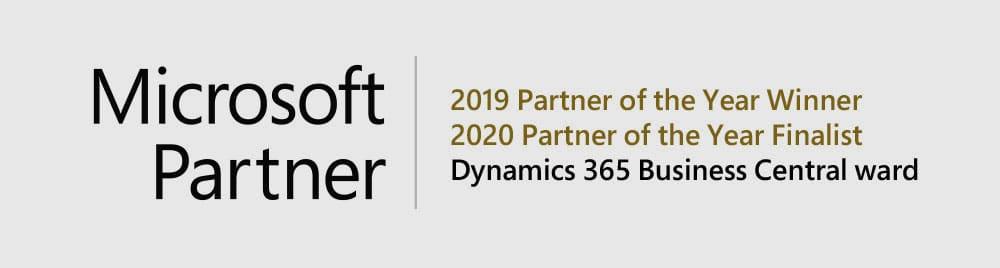 Microsoft Partner of the Year - Bam Boom Cloud