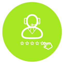 increase customer ratings