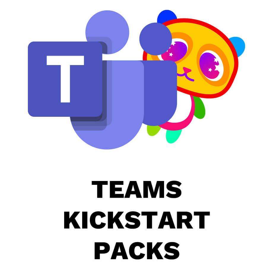 KickStart Microsoft Teams