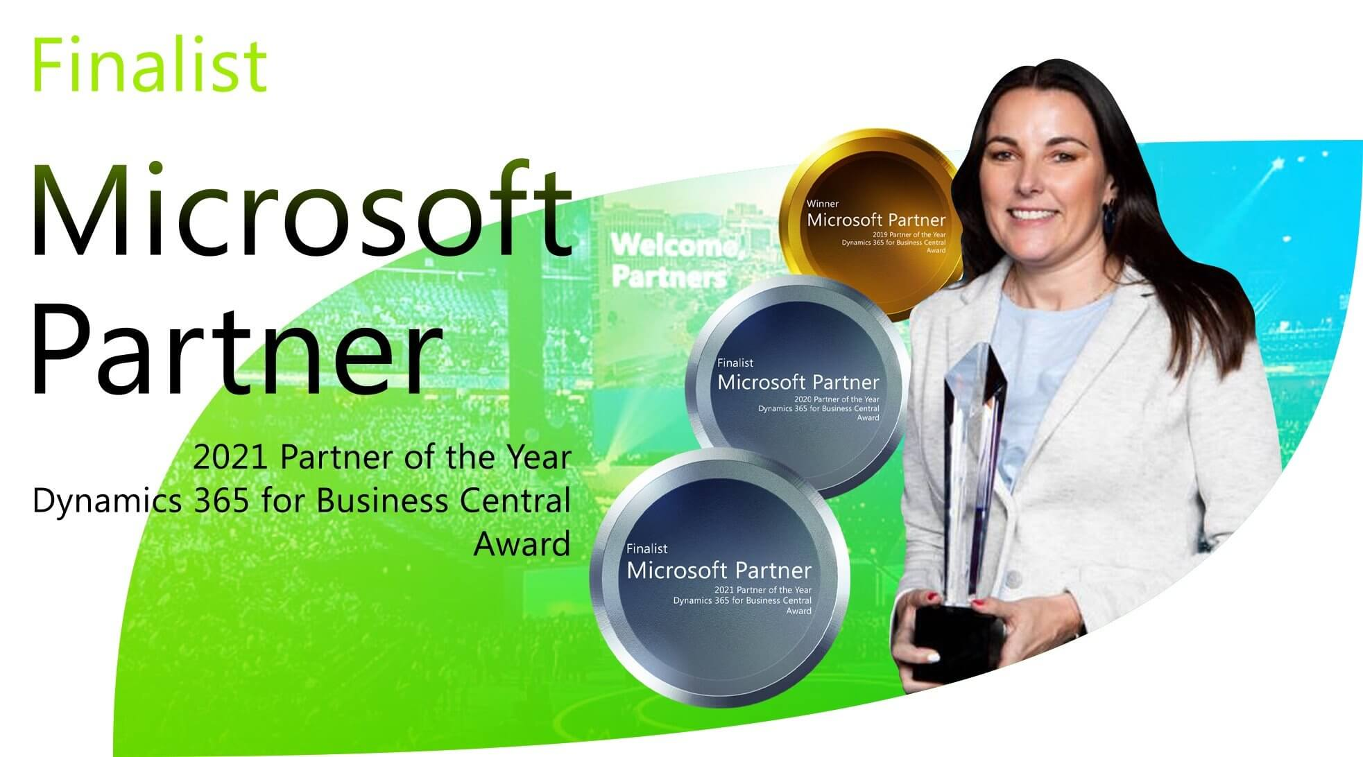 Bam Boom Cloud are Global Microsoft Partner of the Year 2021 finalist