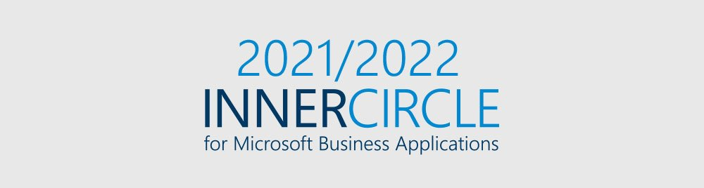2021 - 2022 Innercircle for Microsoft Business Applications
