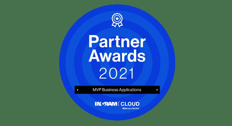 Ingram partner awards winner bam boom cloud