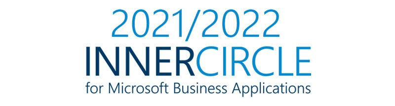 2021 / 2022 Microsoft Inner Circle for Business Applications