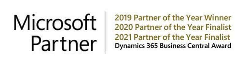 Microsoft Partner of the year 2021 finalist - Bam Boom Cloud