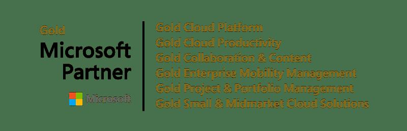 Microsoft gold partner bam boom cloud