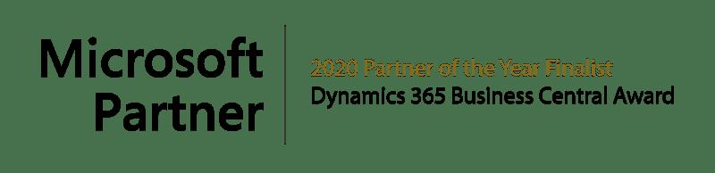 Microsoft partner of the year finalist 2020 bam boom cloud